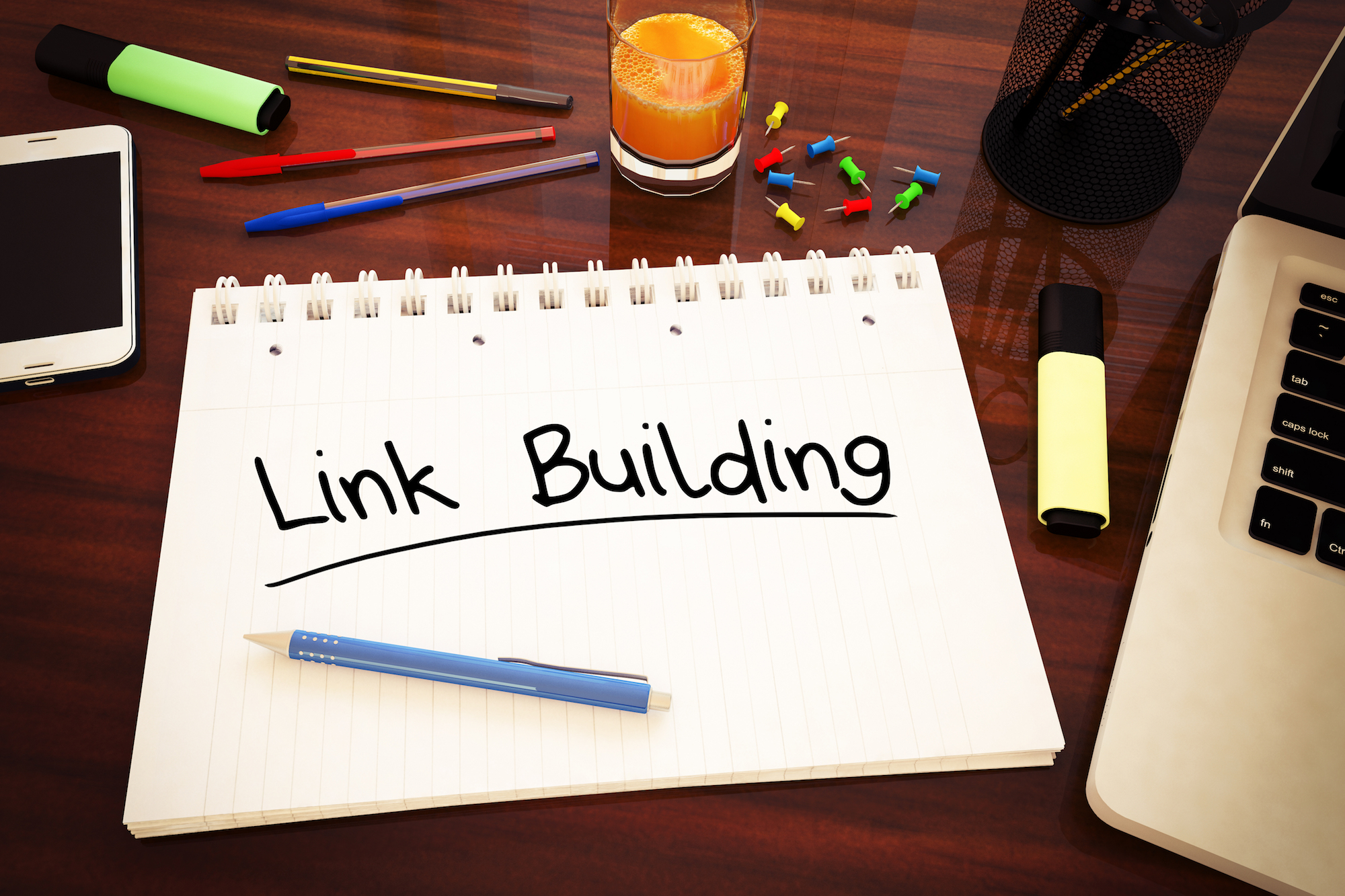 How to Get Big Links